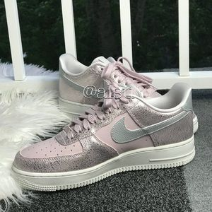 NWT Nike Air Force 1'07  PRM Particle Rose WMNS